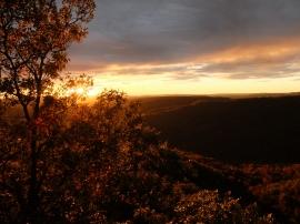White Rock Mountain, Arkansas (the Ozark Highlands Trail)