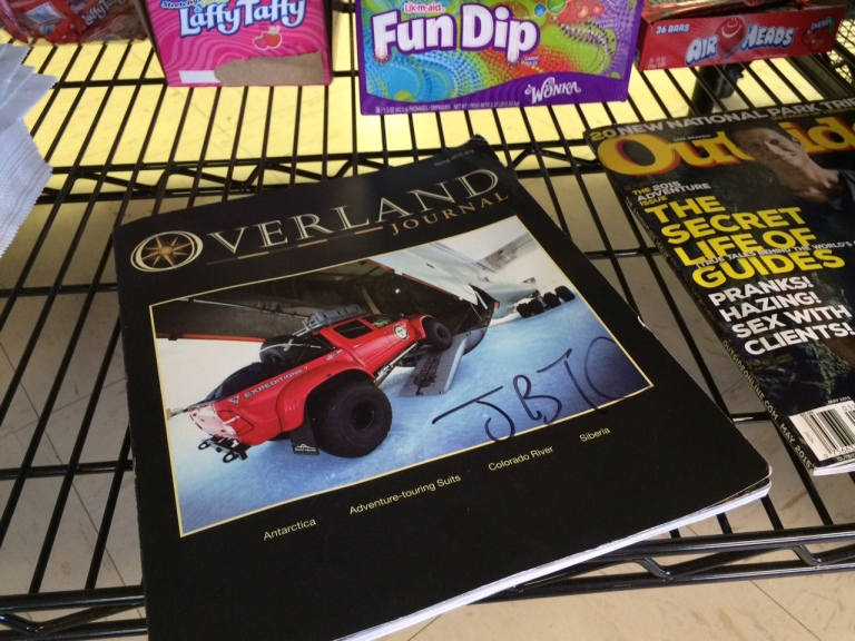 Overland  Journal is everywhere!
