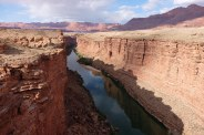 Colorado River at Navajo Bridge
