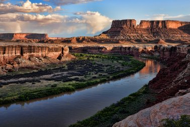 Green River, Canyonlands National Park, Utah