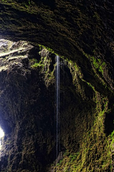 Cave Waterfall