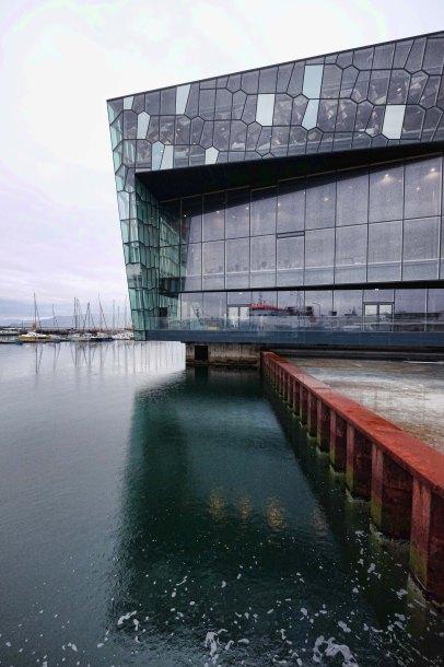 Harpa Opera House, Reykjavik, Iceland