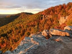 Sunset at White Rock