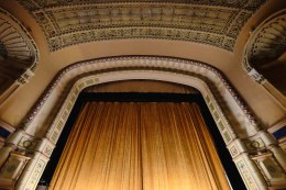 Interior of the Orpheum Theatre