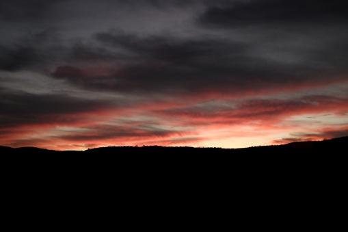Baja sunset