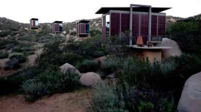 Eco-Pods at Encuentro Guadalupe