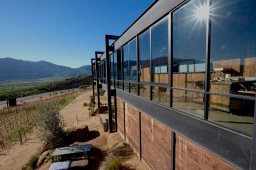 The lodge at Encuentro Guadalupe