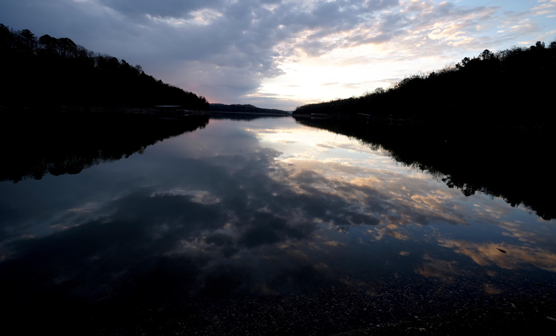 Lake winola glory hole