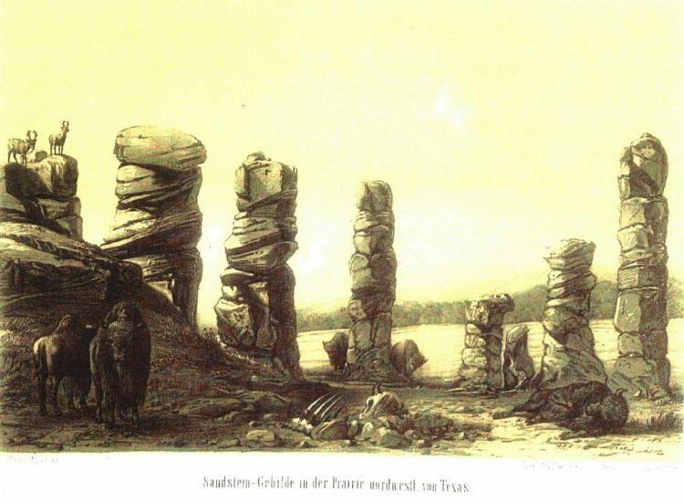 Chimney Mound Mollhausen