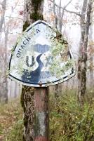 The Ouachita Trail, Oklahoma