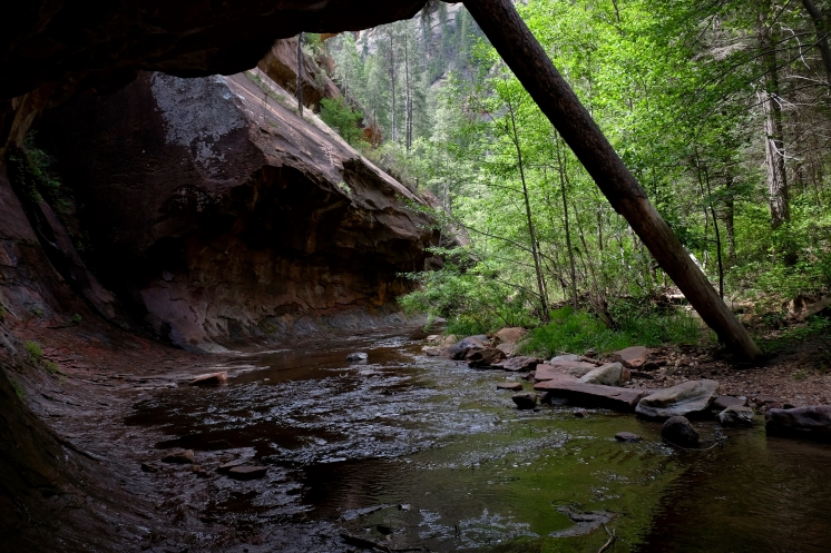 West Fork Oak Canyon, Sedona, Arizona (for TrailGroove)