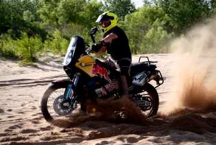 Sand! Dragoo Adventure Rider Training (billdragoo.com)