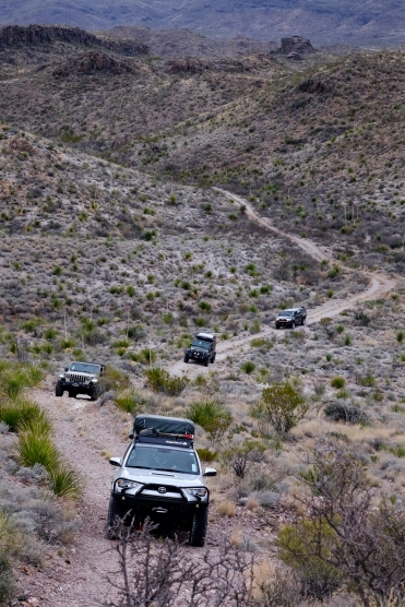 Big Bend Ranch State Park, Texas (for OutdoorX4)